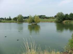 Hallcroft Fishery Coarse Fishing